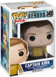 Figurine Funko Pop Star Trek #347 Captain Kirk