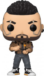 Figurine Funko Pop Cyberpunk 2077 # V-Male