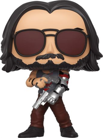 Figurine Funko Pop Cyberpunk 2077 #00 Johnny Silverhand