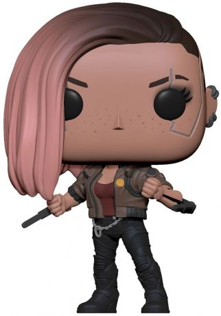 Figurine Funko Pop Cyberpunk 2077 #00 V- Female