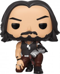 Figurine Funko Pop Cyberpunk 2077 # Johnny Silverhand