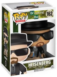 Figurine Funko Pop Breaking Bad #162 Heisenberg