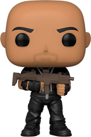 Figurine Funko Pop Fast and Furious : Hobbs and Shaw #921 Hobbs