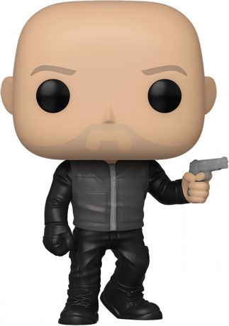 Figurine Funko Pop Fast and Furious : Hobbs and Shaw #920 Shaw