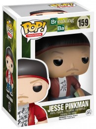 Figurine Funko Pop Breaking Bad #159 Jesse Pinkman