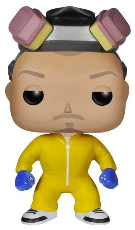Figurine Funko Pop Breaking Bad #161 Jesse Pinkman - Combinaison Hazmat