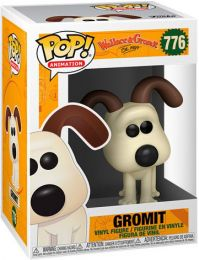 Figurine Funko Pop Wallace et Gromit #776 Gromit