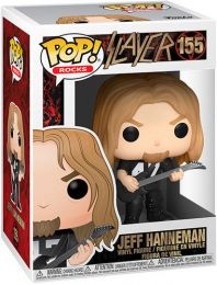Figurine Funko Pop Slayer #155 Jeff Hanneman