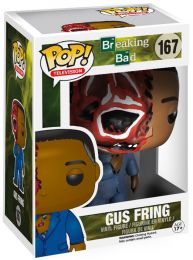 Figurine Funko Pop Breaking Bad #167 Gus Fring - Mort