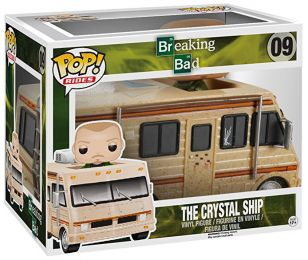 Figurine Funko Pop Breaking Bad #9 The Crystal Ship