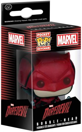 Figurine Funko Pop Daredevil [Marvel] #00 Daredevil - Porte-clés