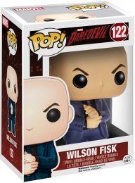 Figurine Funko Pop Daredevil [Marvel] #122 Wilson Fisk