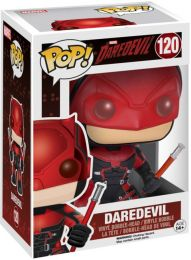 Figurine Funko Pop Daredevil [Marvel] #120 Daredevil