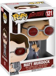 Figurine Funko Pop Daredevil [Marvel] #121 Matt Murdock