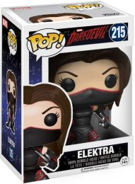 Figurine Funko Pop Daredevil [Marvel] #215 Elektra