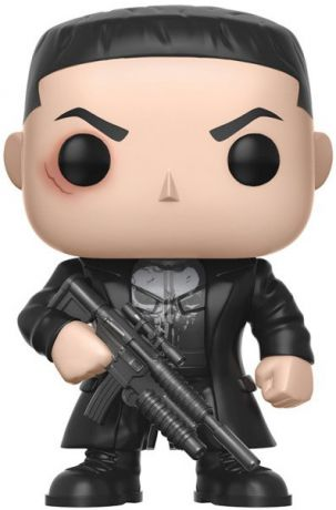 Figurine Funko Pop Daredevil [Marvel] #216 Punisher