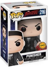 Figurine Funko Pop Daredevil [Marvel] #216 Punisher [Chase]
