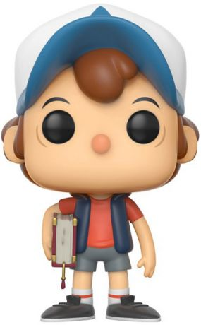 Figurine Funko Pop Souvenirs de Gravity Falls #240 Dipper Pines