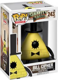 Figurine Funko Pop Souvenirs de Gravity Falls #243 Bill Cipher