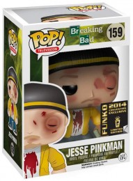 Figurine Funko Pop Breaking Bad #159 Jesse Pinkman - Tabassé