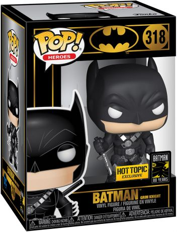 Figurine Funko Pop Batman [DC] #318 Batman Grim Knight