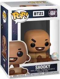 Figurine Funko Pop BT21 #684 Shooky