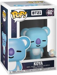 Figurine Funko Pop BT21 #682 Koya