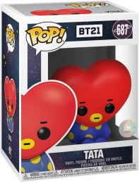 Figurine Funko Pop BT21 #687 Tata