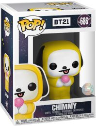 Figurine Funko Pop BT21 #686 Chimmy