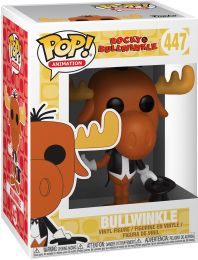 Figurine Funko Pop Rocky and Bullwinkle #447 Bullwinkle