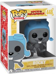 Figurine Funko Pop Rocky and Bullwinkle #448 Rocky