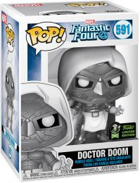 Figurine Funko Pop Les 4 Fantastiques [Marvel] #591 Doctor Doom