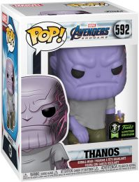 Figurine Funko Pop Avengers : Endgame [Marvel] #592 Thanos