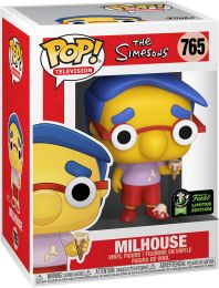 Figurine Funko Pop Les Simpson #765 Milhouse