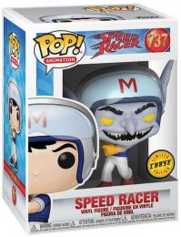 Figurine Funko Pop Speed Racer #737 Speed Racer [Chase]