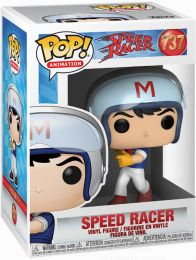 Figurine Funko Pop Speed Racer #737 Speed Racer
