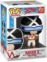 Figurine Funko Pop Speed Racer #738 Racer X
