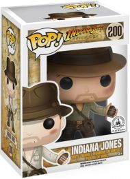 Figurine Funko Pop Indiana Jones #200 Indiana Jones