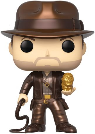 Figurine Funko Pop Indiana Jones #885 Indian Jones - 25 cm & Métallique