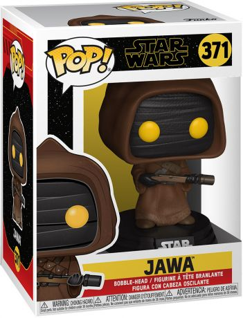 Figurine Funko Pop Star Wars 9 : L'Ascension de Skywalker #371 Jawa
