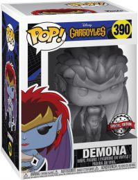 Figurine Funko Pop Gargoyles, les anges de la nuit [Disney] #390 Demona - Pierre