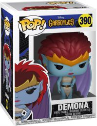 Figurine Funko Pop Gargoyles, les anges de la nuit [Disney] #390 Demona
