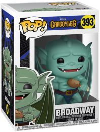 Figurine Funko Pop Gargoyles, les anges de la nuit [Disney] #393 Broadway