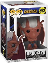 Figurine Funko Pop Gargoyles, les anges de la nuit [Disney] #392 Brooklyn