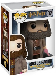 Figurine Funko Pop Harry Potter 5864 - Rubeus Hagrid (07) pas chère