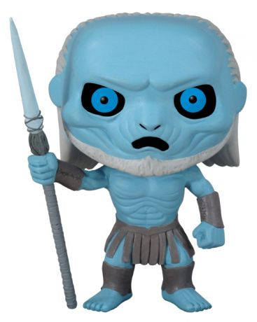 Figurine Funko Pop Game of Thrones #06 Marcheur Blanc