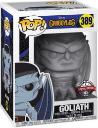 Figurine Funko Pop Gargoyles, les anges de la nuit [Disney] #389 Goliath - Pierre