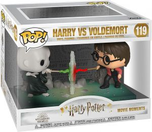 Figurine Funko Pop Harry Potter #119 Harry vs. Voldemort