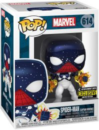 Figurine Funko Pop Marvel Comics #614 Spider-Man (Captain Universe)