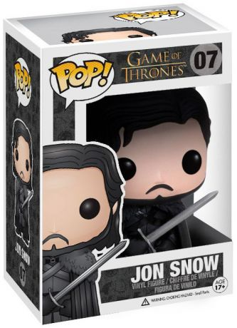 Figurine Funko Pop Game of Thrones #07 Jon Snow